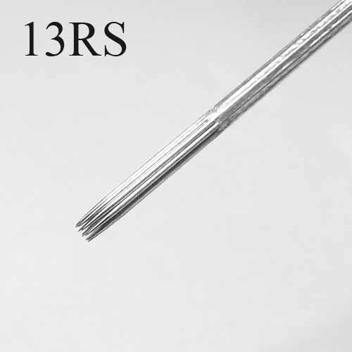 50 Pcs Tattoo Round Shader Needles 13RS